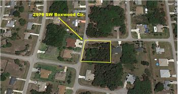 2979 SW Boxwood Circle, Port Saint Lucie, FL