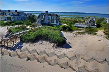 Dune Road On Ocean, Quogue East, NY