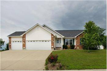 763 Bridgewater Crossing, Villa Ridge, MO