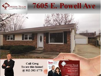 7605 E Powell  Avenue, Evansville, IN