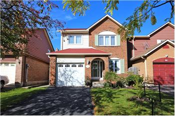 78 Foxacre Row, Brampton, ON