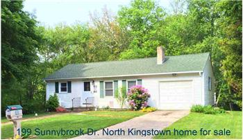 199 Sunnybrook Drive, North Kingstown, RI
