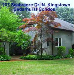 207 Seabreeze Drive, North Kingstown, RI