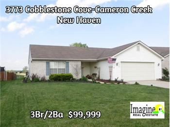 3773 Cobblestone Cove, NewHaven, IN