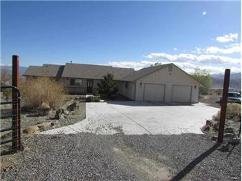 4041 Eagle Mountain Rd., Wellington, NV