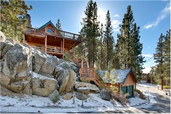 3770 Overlook Court, South Lake Tahoe, CA