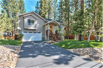 1245 Golden Bear Trail, South Lake Tahoe, CA
