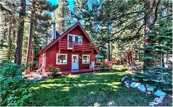 596 Wintoon Drive, South Lake Tahoe, CA