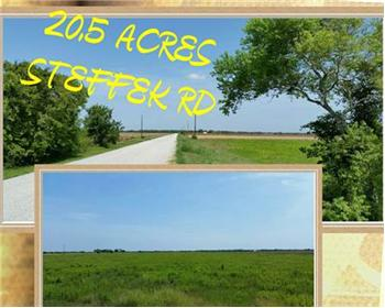 0  Steffek Road, Blessing, TX