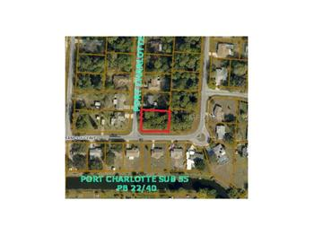 Ragen St Lot 1, North Port, FL