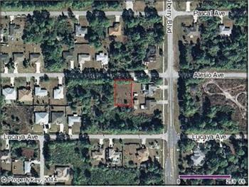 Alesio Ave Lot 27, North Port, FL