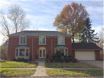 106 Pebble Beach Drive, Springfield, IL