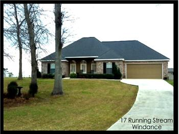 17 Running Stream, Carriere, MS