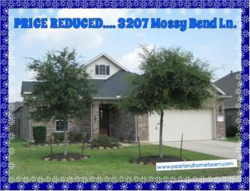 3207  Mossy Bend The Lakes at Highland Glen, Pearland, TX