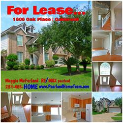 1606 Oak Place, Pearland, TX